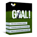 Goal! 3G Multiplayer Football Game